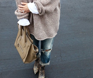 casual, classy, and handbag image