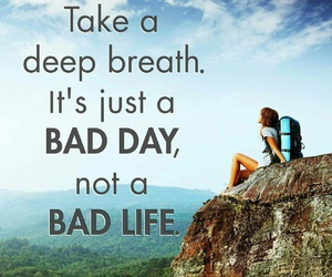 bad, life, and phrases image