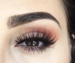 beautiful, eyes, and lashes image