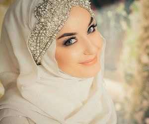 hijab and beauty image