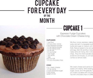 cook, cupcake, and recipe image
