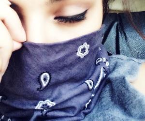 bandana, forever, and make up image