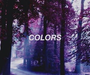 colors and halsey image