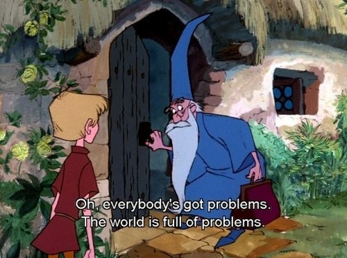 problem, disney, and quotes image