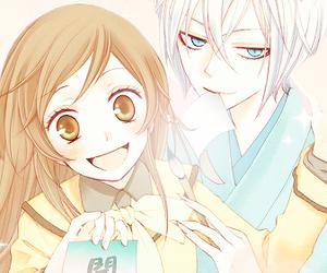 anime, kamisama hajimemashita, and tomoe image