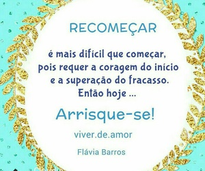 arriscar and recomeco image