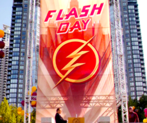the flash and flash day image