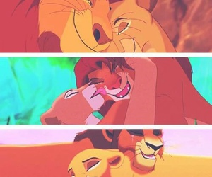 disney, love, and the lion king image