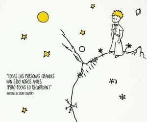 Dream and principito image
