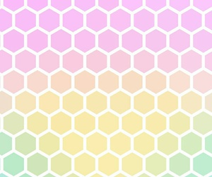 abstract, background, and hexagon image
