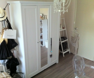 closet, room, and style image