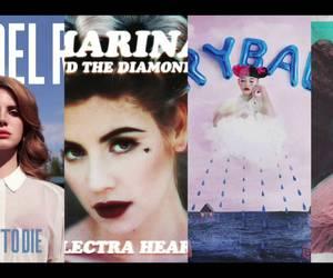 marina and the diamonds, indie, and melanie martinez image