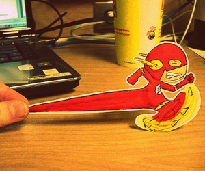 flash and funny image