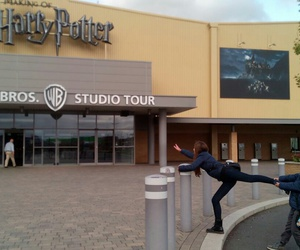 amazing, harry potter, and studios image