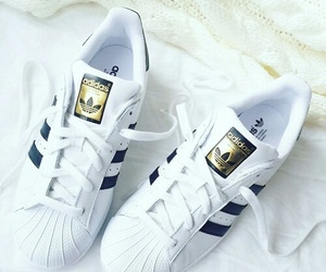 superstar, adidas, and shoes image