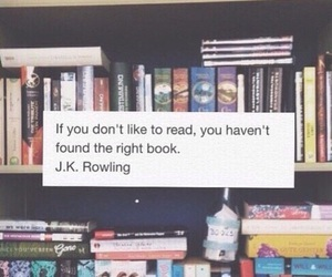 book, jk rowling, and harry potter image