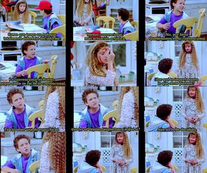 90, series, and girl meets world image