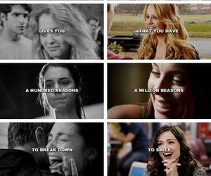 teen wolf, allison argent, and cora hale image