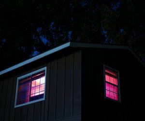 the 1975, grunge, and house image