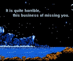 quotes and 8-bit image