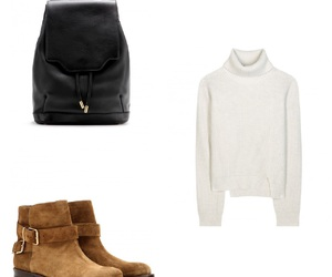 autum, boots, and style image