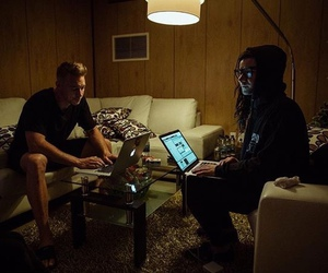 diplo, sonny john moore, and sonny moore image