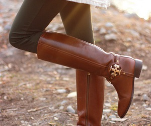 brown, riding boots, and cute image