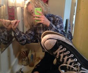 grunge, PrettyGirl, and lilyjet image