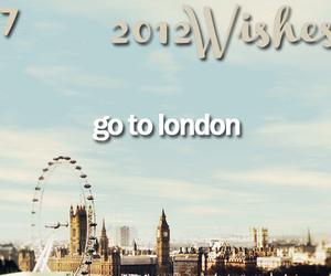 wish, london, and england image