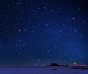 stars and simpsons image