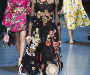 Dolce & Gabbana and fashion image