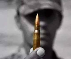 army men, bullet, and proud image