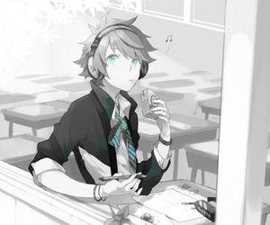 anime, anime boy, and boy image