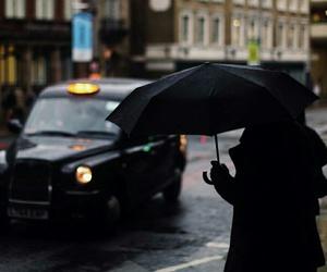 black, car, and city image