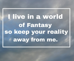 art, fantasy, and quote image