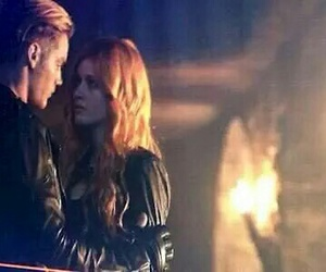 clace, shadowhunters, and jace image