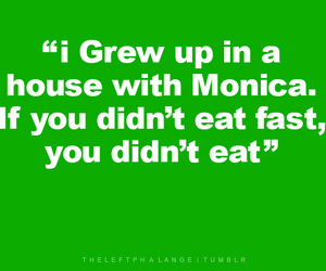 eat, funny, and quote image
