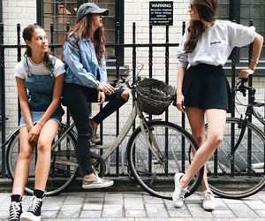 converse, fashion, and fitness image