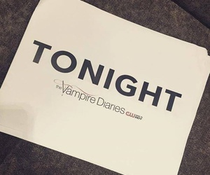 tonight, premiere, and tvd image