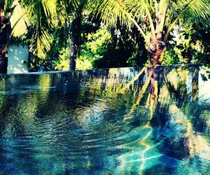 blue, pool, and gorgeous image