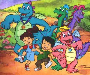 dragon tales, dragon, and childhood image
