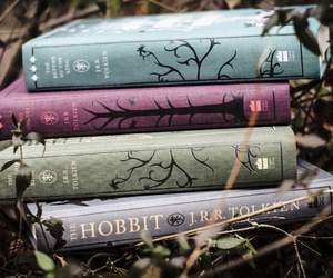 book, LOTR, and hobbit image