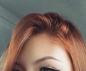Chick, eyeliner, and girl image