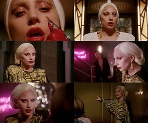 Lady gaga, ahs hotel, and gaga image