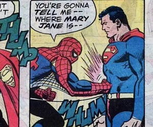 comics, DC, and funny image
