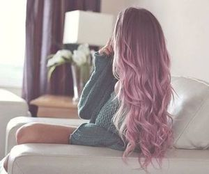 color, pastel, and curls image