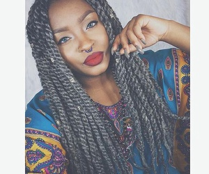 African, girls, and slayyy image