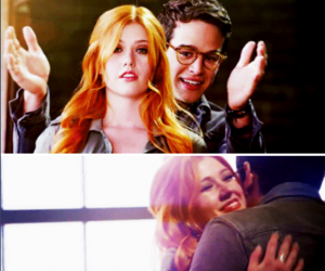 promo, clary fray, and simon lewis image
