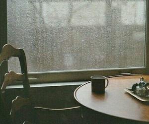 autumn, Lazy, and rainy days image