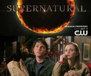 supernatural season and the darkness is here image